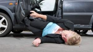 """traffic accident"""